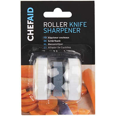 Chef Aid Roller Knife Sharpener Carded