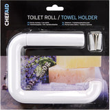 Chef Aid Toilet Roll / Towel Holder