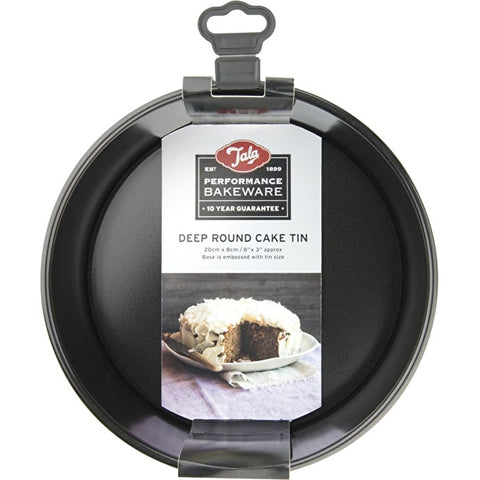 Tala Performance 20cm Deep cake tin