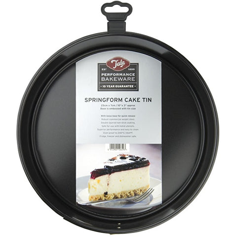 Tala Performance 25cm Springform cake tin