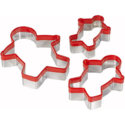 Tala Set of 3 GingerbreadCutters