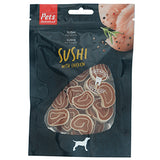 Pets Unlimited Sushi With Chicken 100g