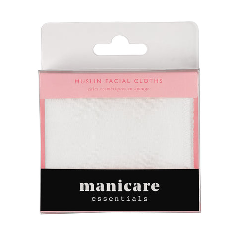 Manicare - Muslin Cloths 2 pack