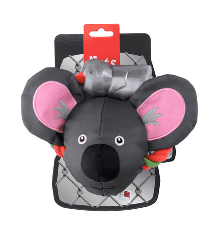 Ruff and Tuff 202133 Canvas Rope & TPR Rubber Toy -  Koala