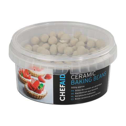 Chef Aid Ceramic Pie Beans Approx 500g
