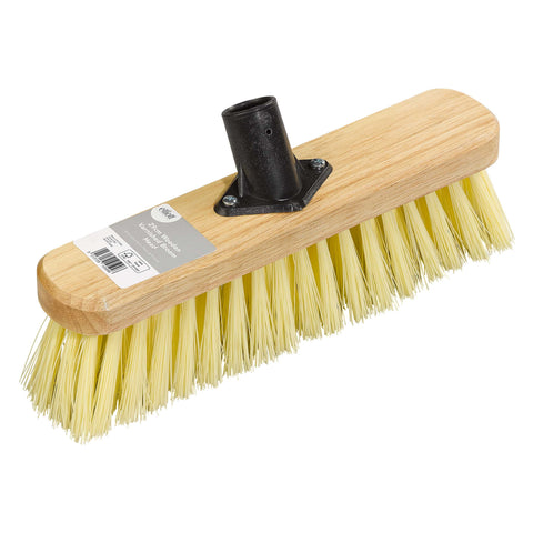 Elliott FSC¨ 29cm Varnished Broom Head With Soft Fibres