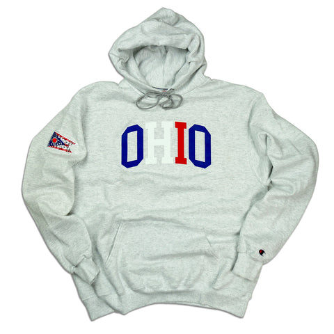 OHIO CHAMPION HOODIE (GRAY/MULTI)