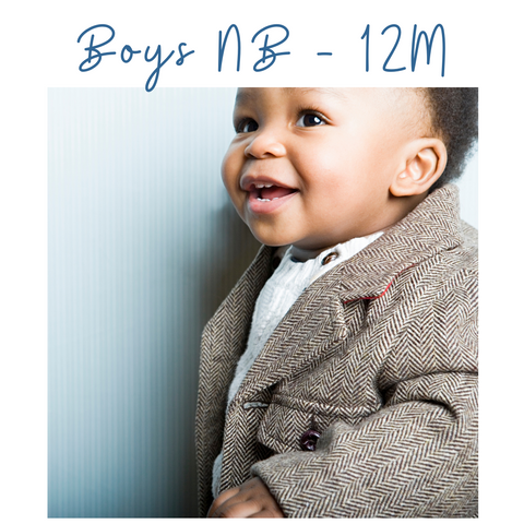 infant boy clothing