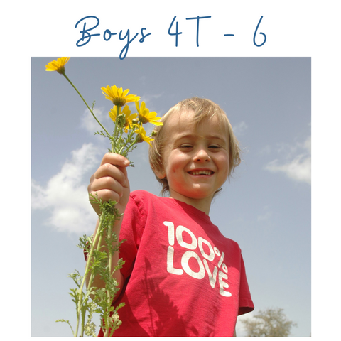 boy clothing size 4 thru 6