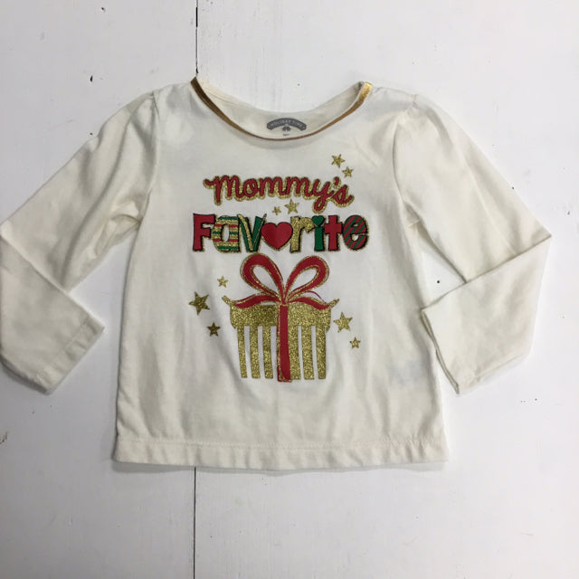 Christmas Graphic Tee Size 18 Months