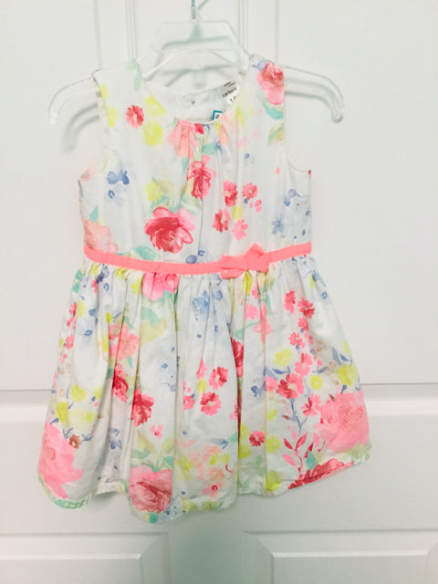 Carters Summer Dress Size 18m