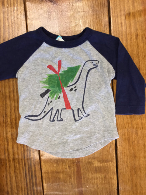 Christmas Graphic Tee Size 0-3M