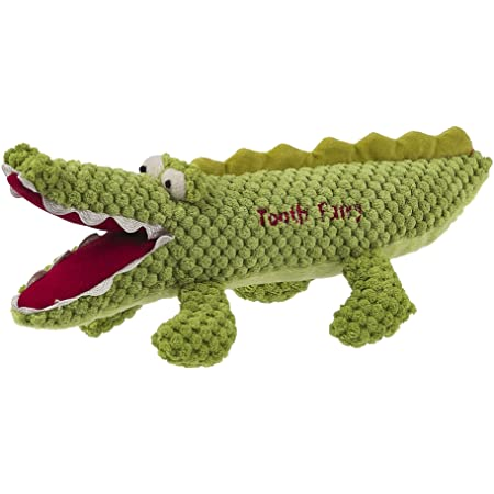 Tooth Fairy Pillows - Alex the Alligator