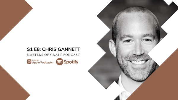 The Future of Digital Media, IP, Music, and Retail with Chris Gannett, President of EarBuds and Founder of CGR Ventures