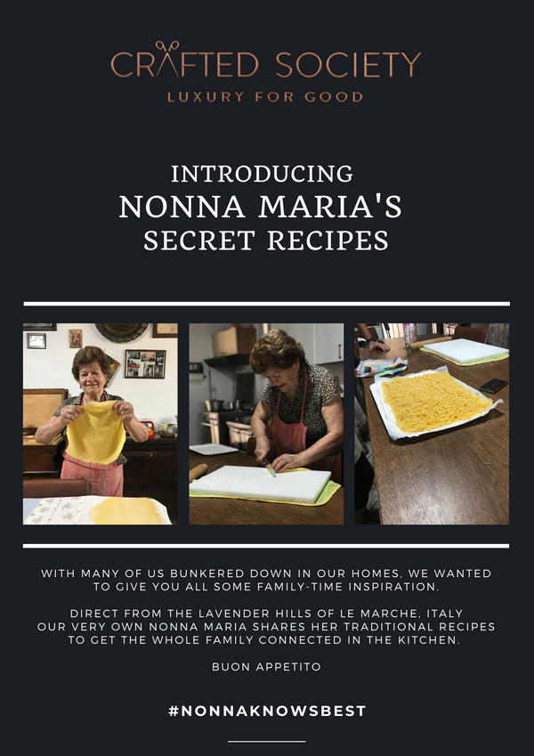 Nonna Maria's Recipes