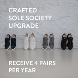 Upgrade to Crafted Sole Society