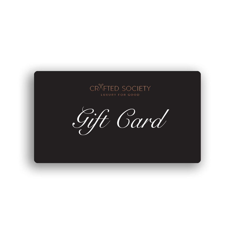 Crafted Society Giftcard