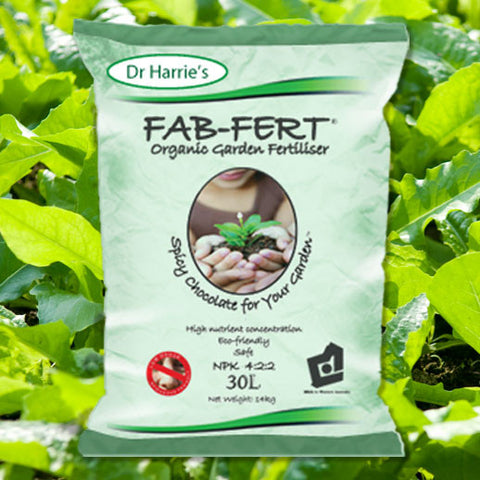 Fabfert Organic Garden Fertiliser 30litre Bag