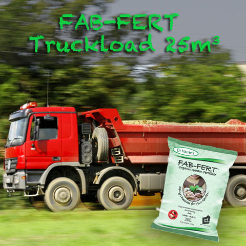 FABFERT® Truckload (25m3) with spreading option