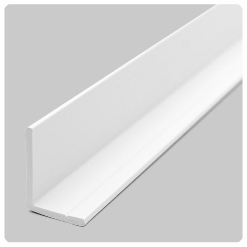 Wall L Support (white, 95in)