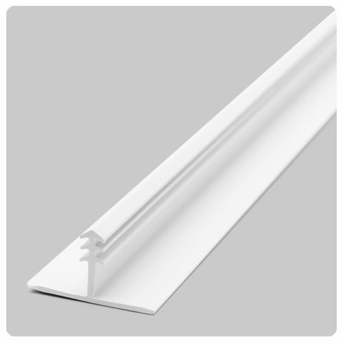 Wall L Support 2nds (white, 95in)