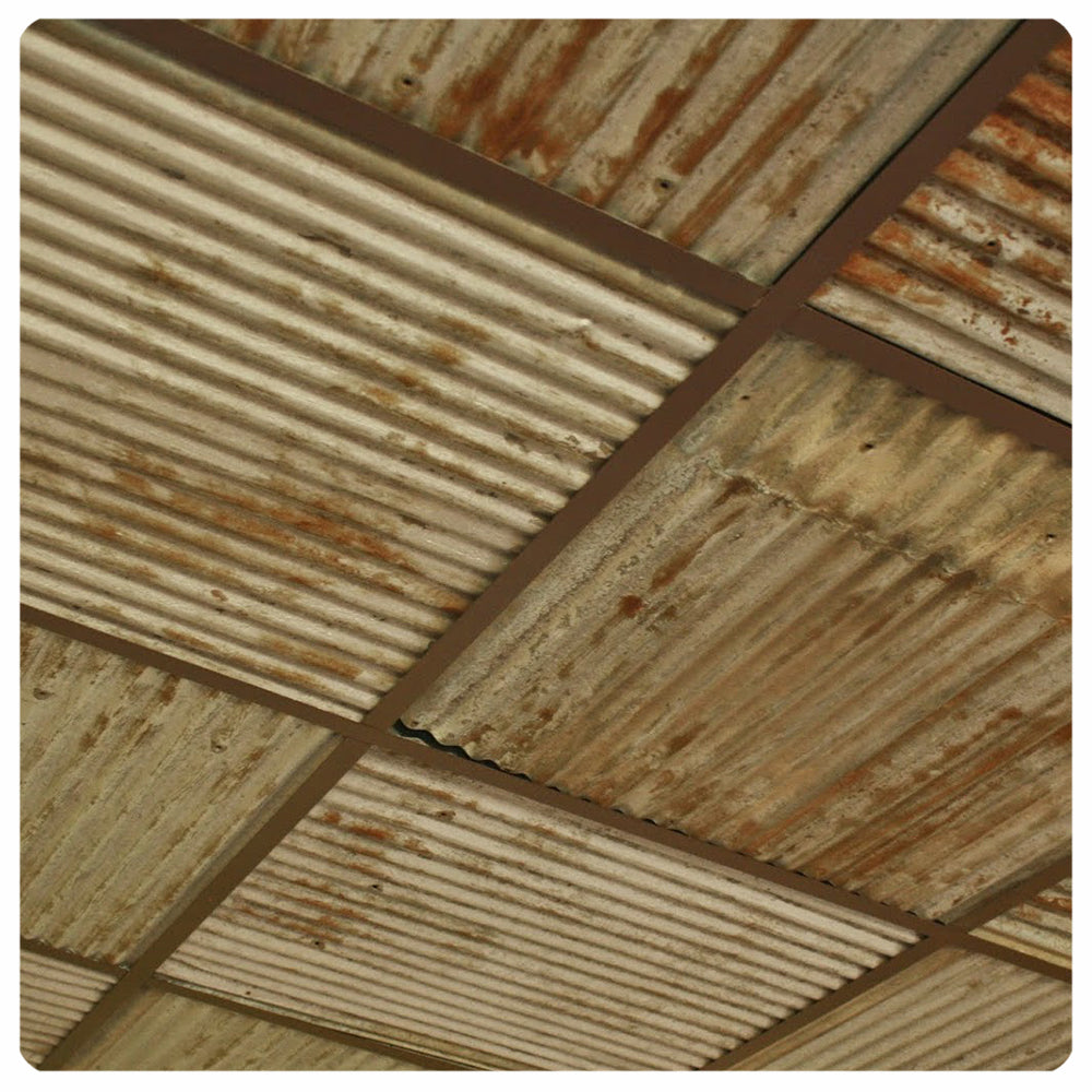 Barn Tin Ceiling Tiles