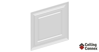 coffered ceiling tile cost