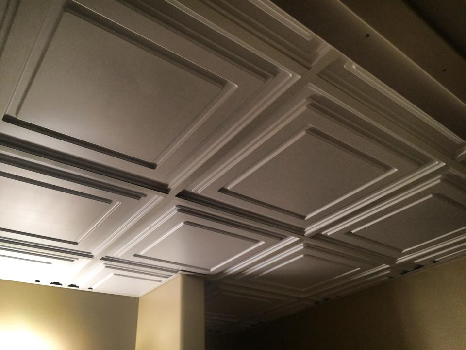Direct Mount Ceiling Installation is Simple and Fast!