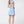Load image into Gallery viewer, Vichy Blue Mini Skirt