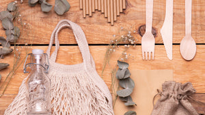 Easy swaps to begin your Plastic Free July 2020