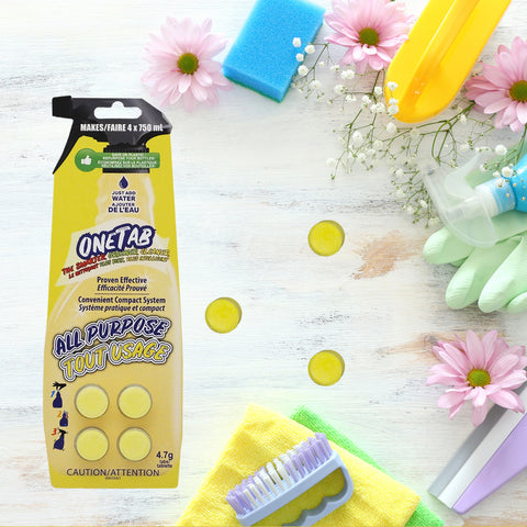 OneTab All Purpose cleaner