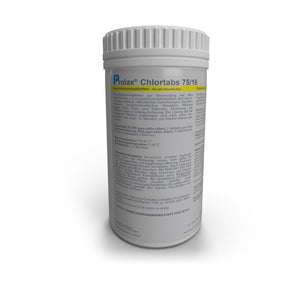 OneTab PRO+ C75 Chlortab Disinfectant with  Low-Odour Chlorine | 10L - 50 Tab - From SurfaceScience