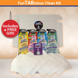 funTABulous Clean Kit