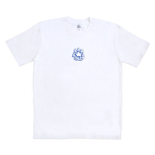 FARIO STAPLE TEE WHITE