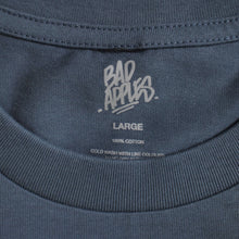 Load image into Gallery viewer, FARIO STAPLE TEE PETROL BLUE