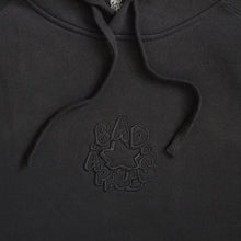 Load image into Gallery viewer, FARIO STAPLE HOODIE BLACK