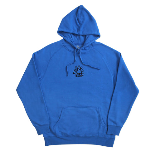 FARIO STAPLE HOOD ROYAL BLUE