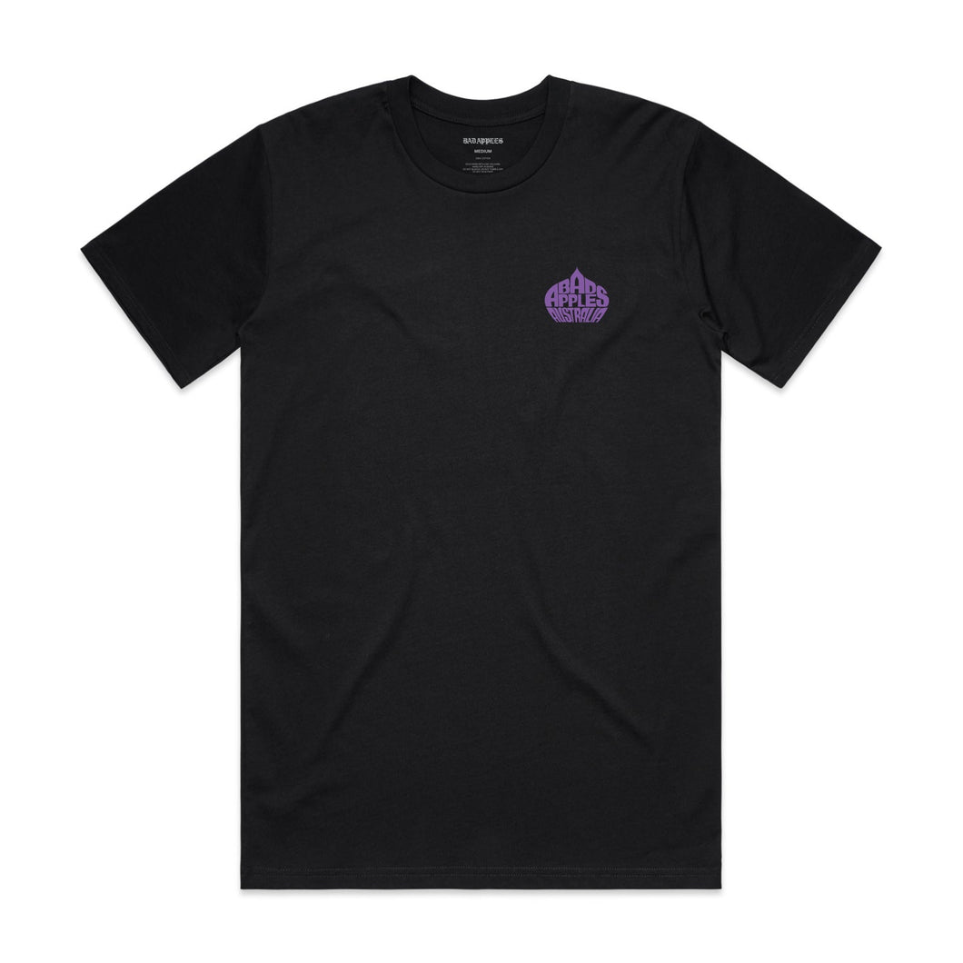 MOSCOW TEE BLACK