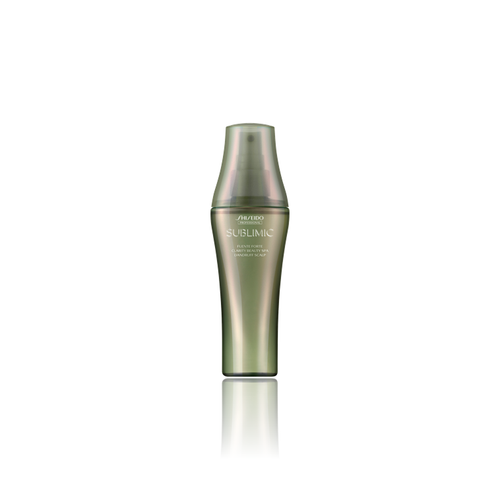 Shiseido Professional, Sublimic, Fuente  Forte Clarifying Beauty Spa (Dandruff Scalp)