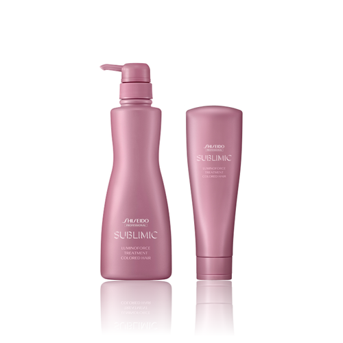 Shiseido Professional, Sublimic, Lumino Force Treatment