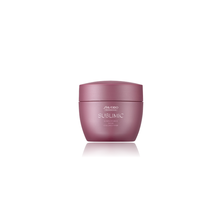 Shiseido Professional, Sublimic, Lumino Force Mask