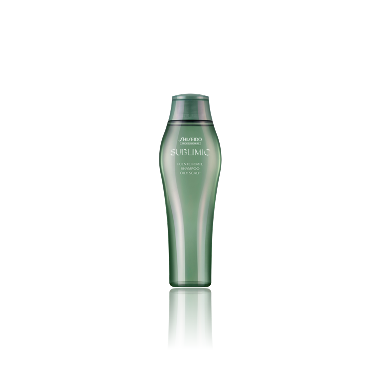 Shiseido Professional, Sublimic, Fuente Forte Shampoo (Oily Scalp) 250ml