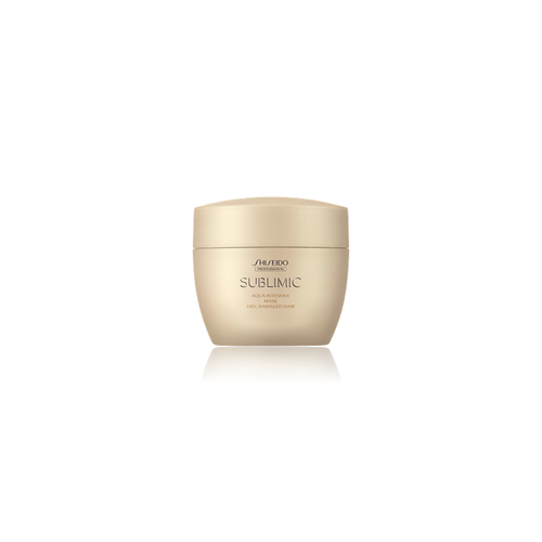 Shiseido Professional, Sublimic, Aqua Intensive Mask (Dry, Damaged Hair)