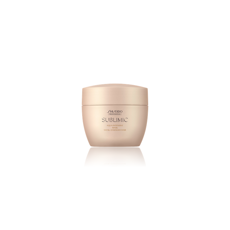 Shiseido Professional, Sublimic, Aqua Intensive Mask (Weak, Damaged Hair)
