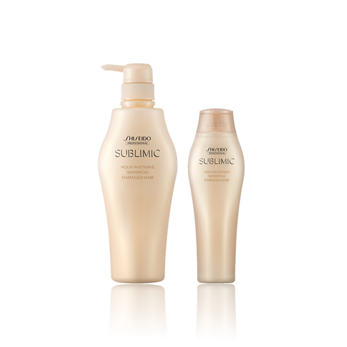 Shiseido Professional, Sublimic, Aqua Intensive Shampoo