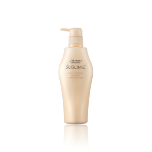 Shiseido Professional, Sublimic, Aqua Intensive Shampoo 500ml