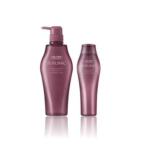 Shiseido Professional, Sublimic, Lumino Force Shampoo