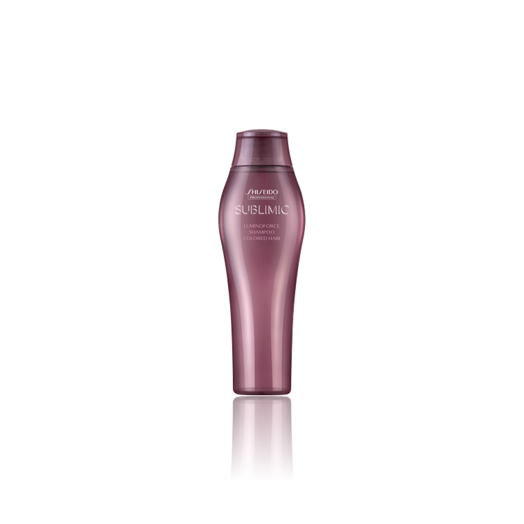 Shiseido Professional, Sublimic, Lumino Force Shampoo 250ml