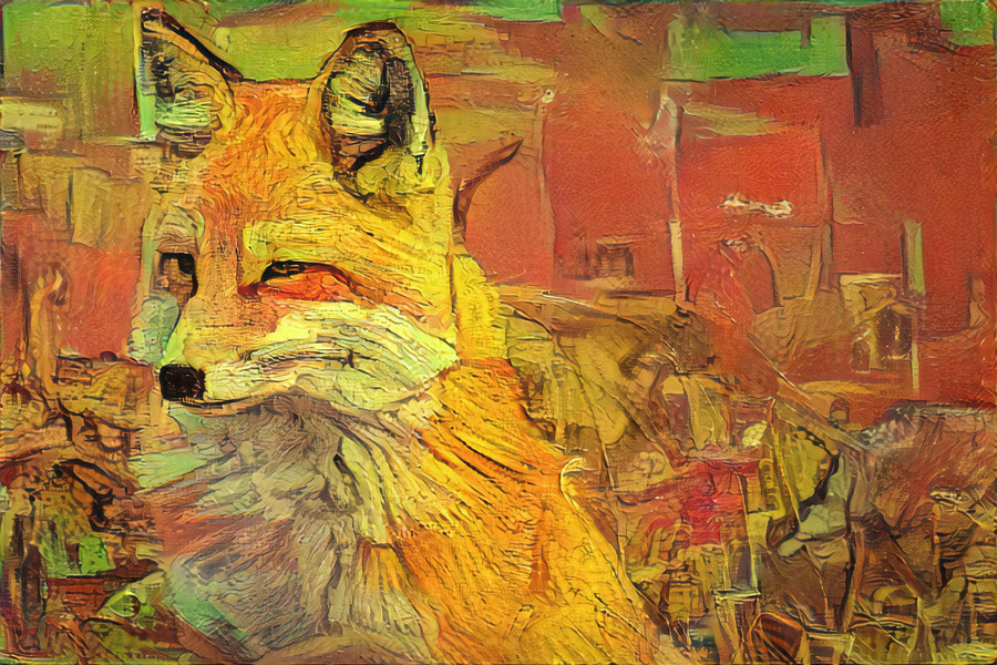 6 tips to help you create awesome AI generated artworks with neural style transfer