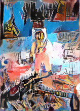 Load image into Gallery viewer, Basquiat Astronaut